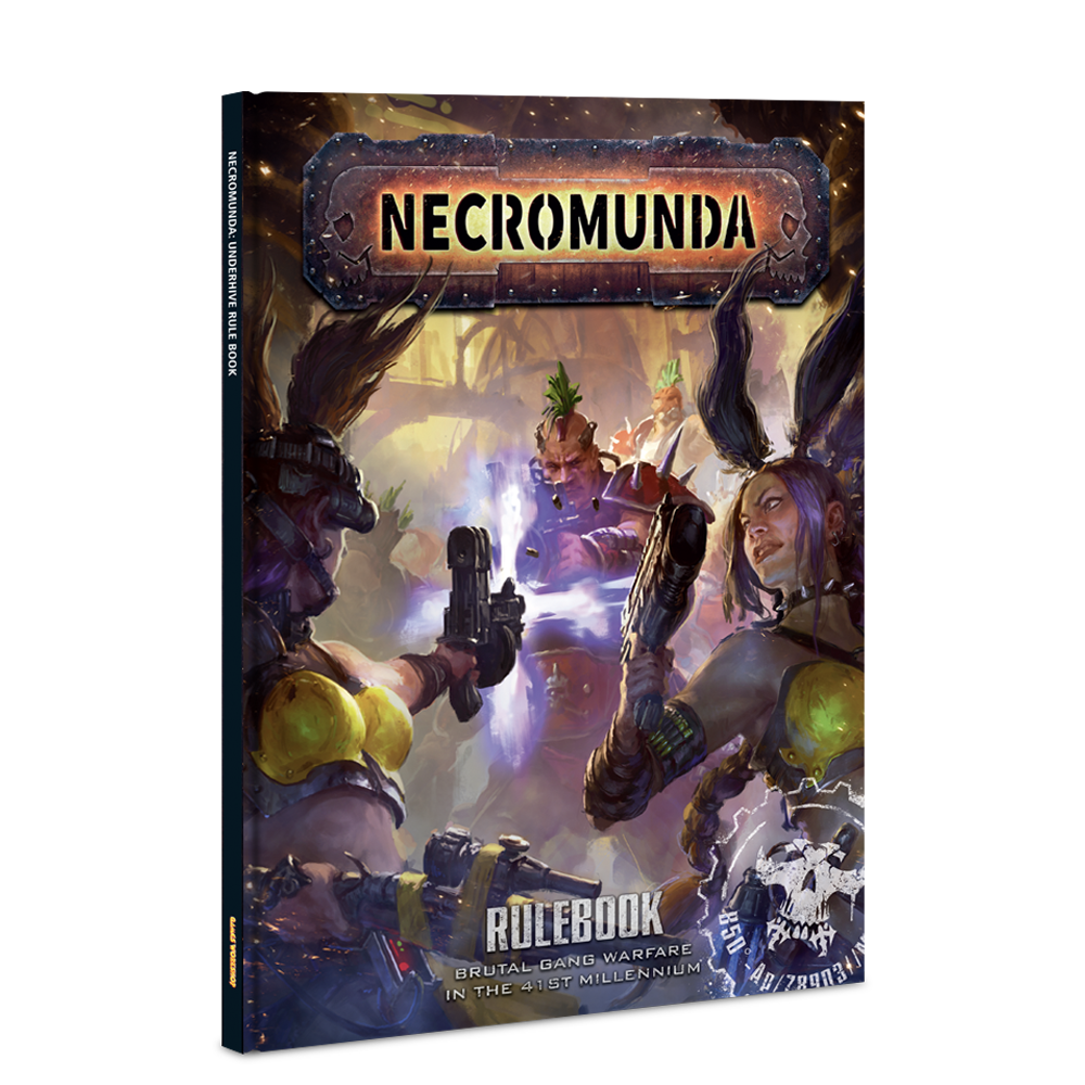 Start Playing Necromunda