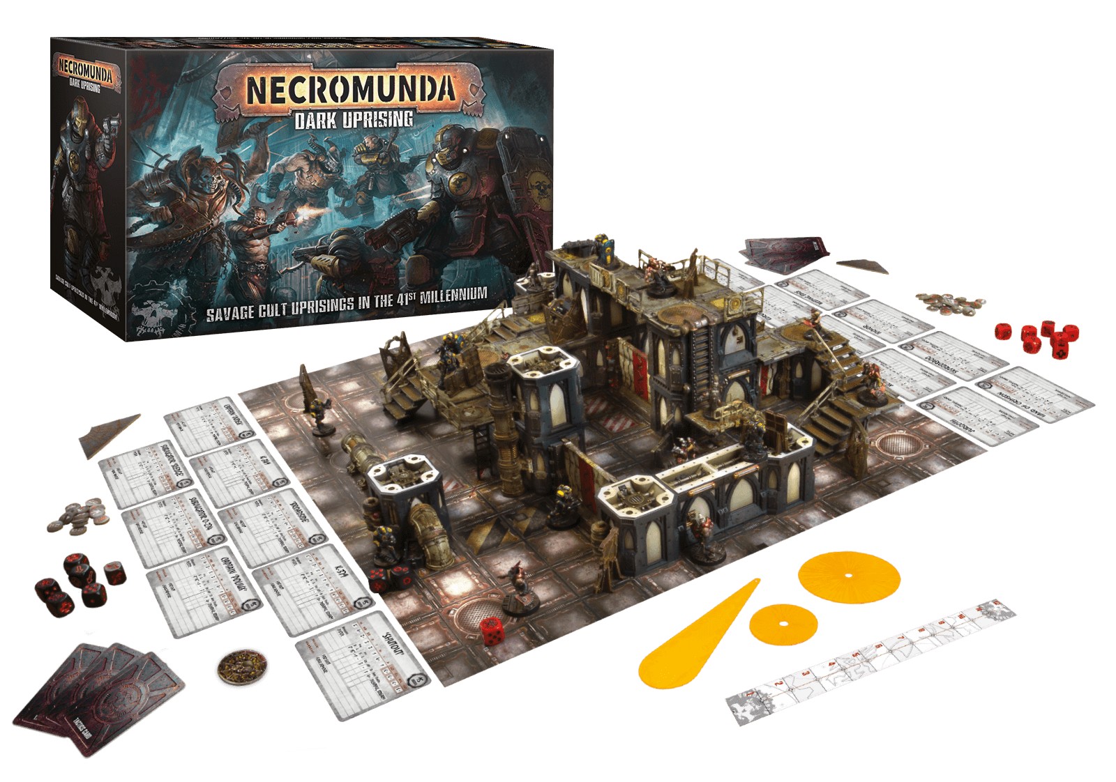 Necromunda: Dark Uprising | Games Workshop